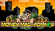 Money Mad Monkey Microgaming