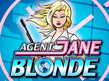 Играйте в игровой автомат Агент Джейн Блонд и получайте деньги
