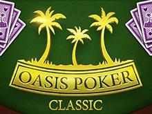 Оазис Покер Классик - игровой аппарат с форматом демо тестирования