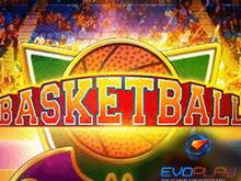 Бонусы и выплаты в онлайн автомате Баскетбол