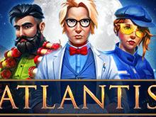 Слот Атлантида играть онлайн бесплатно и на деньги